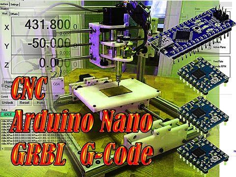 CNC GRBL ARDUINO