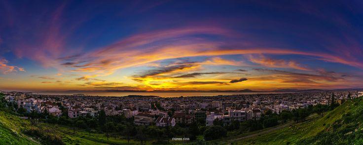 Super sunset! - Nature creation!