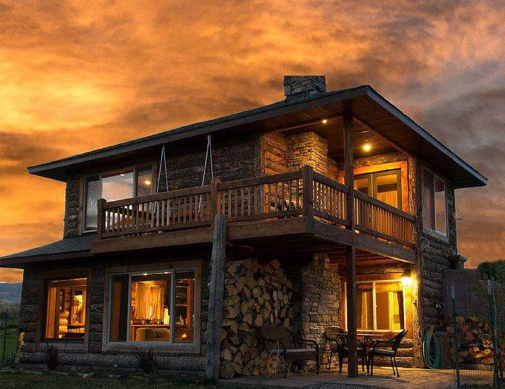 Wildflower Cabin In Paradise. Cozy Cabin Perfect For Getaways In A Spacious  And Beautiful Area Outside Of Livingston In Montana. Great For Couples,  Small F.