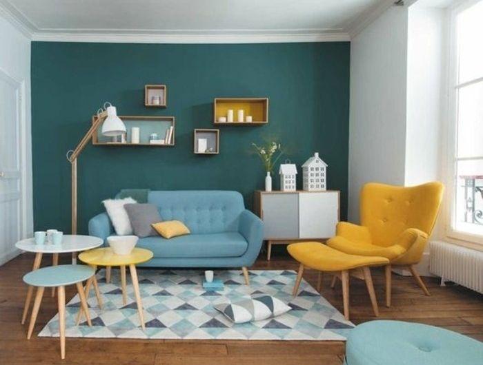 Best 25 Couleur Mur Salon Ideas On Pinterest Couleurs De Peinture D 39 Int Rieur Des Lustres En