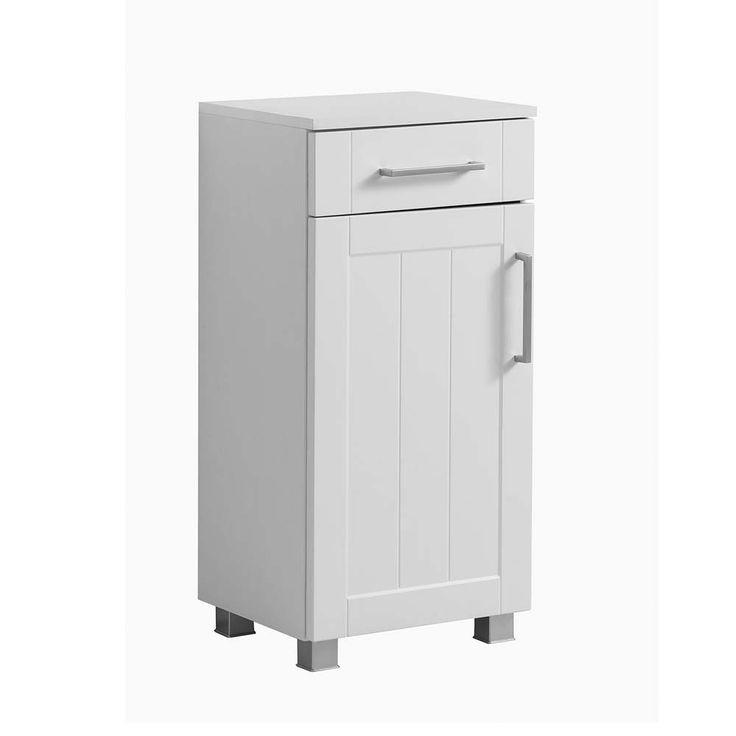 Badezimmer Unterschrank In Weiß Kassettenoptiok 40 Cm Jetzt Bestellen  Unter: Https://moebel