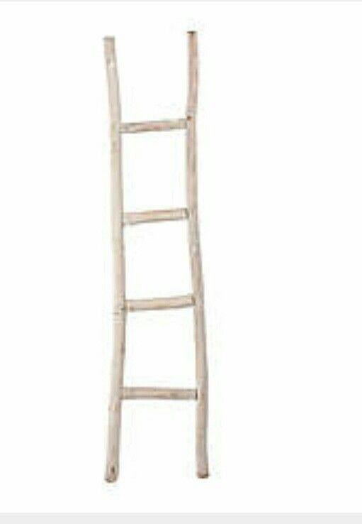 Decoratie ladder babykamer mintgroen beige wit pinterest ladders decoratie en babykamer - Babykamer beige en wit ...