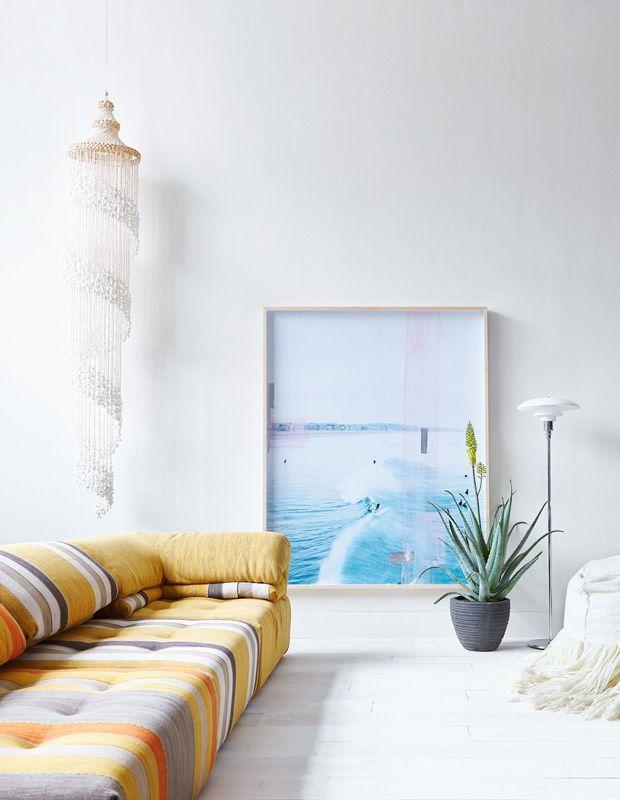 25+ intérieurs inspirants décorés avec des touches colorées