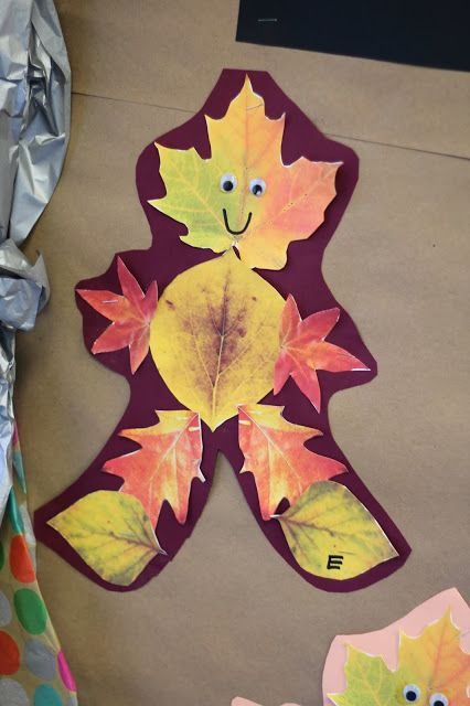 Teach Them To Fly: Leaf Man