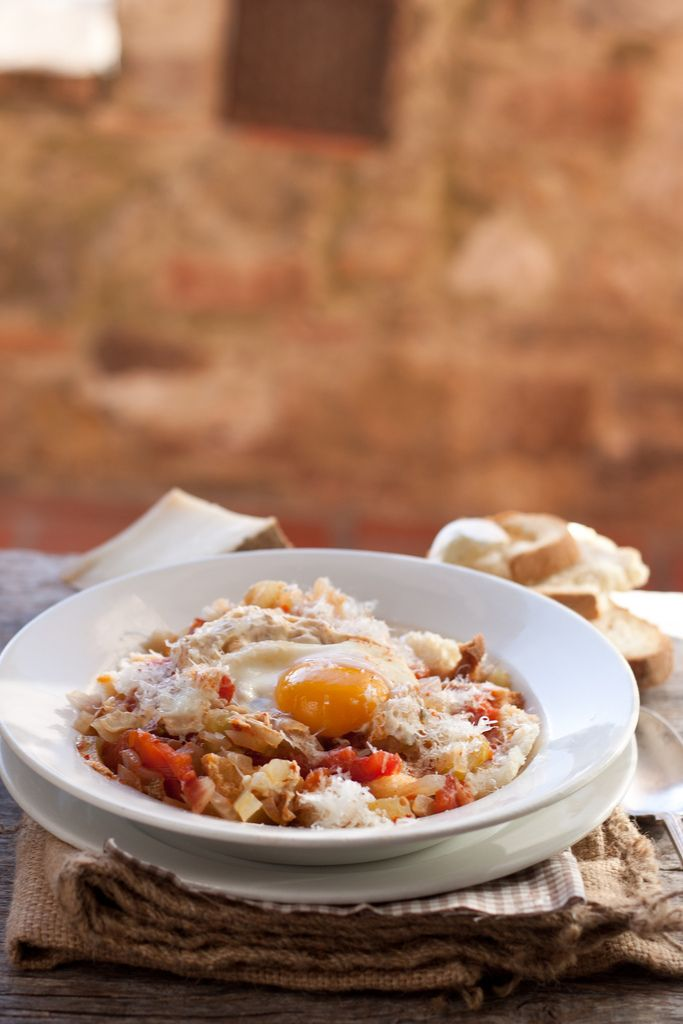 Acquacotta, the Tuscan Stone Soup