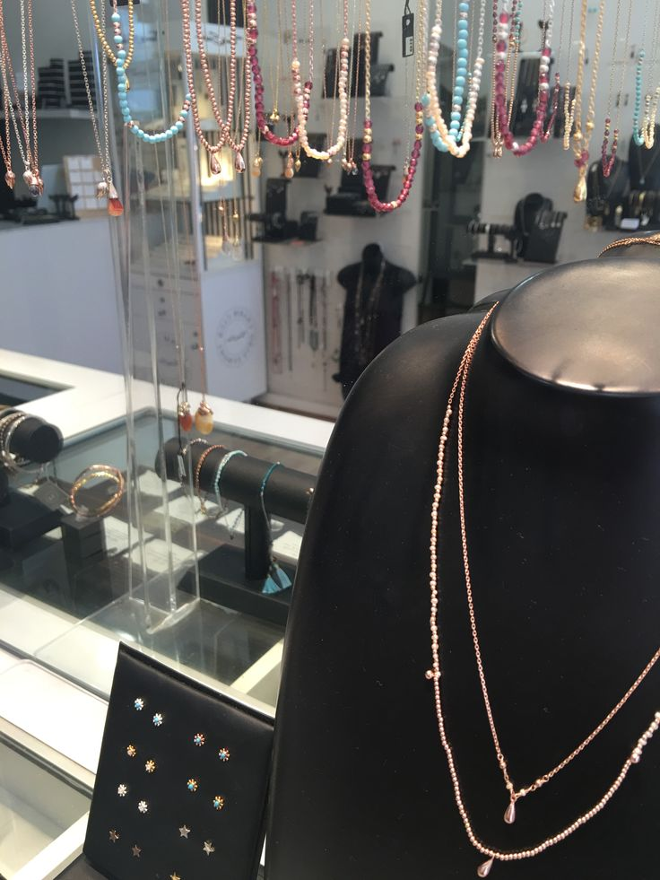 The By Charlotte Dhanya collection is looking so stunning out on display. Come in store to try out some gorgeous layering combinations.
