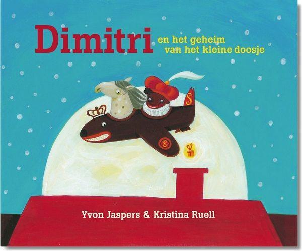 Sinterklaasprentenboek   Dimitri en het gehein van het kleine doosje