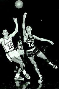 NBA.com: Bob Cousy Bio