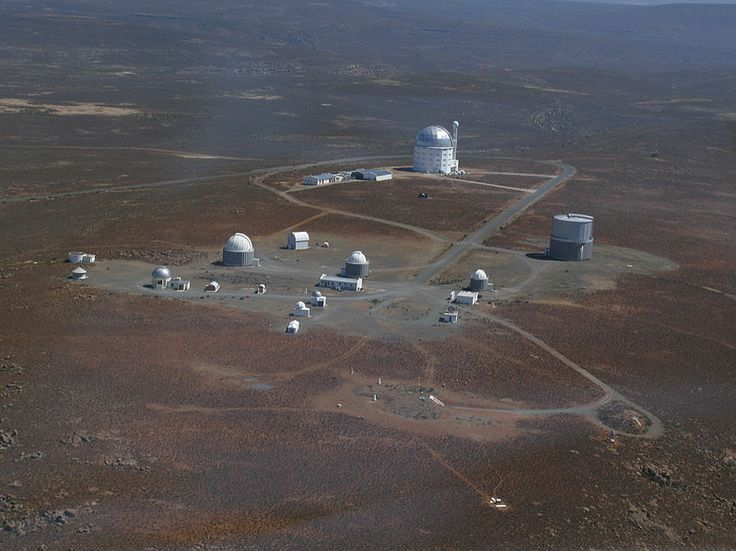 File:South African Astronomical Observatory (sutherland aerial view).jpg