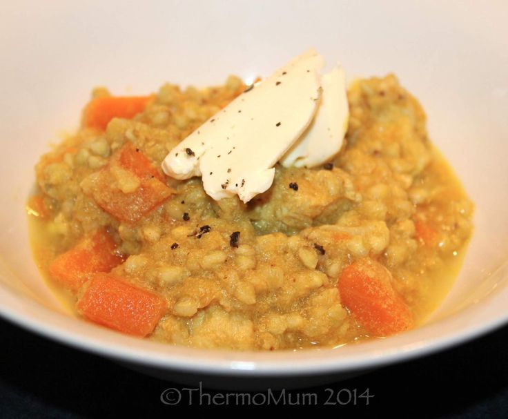 Chicken and Vegetable Buckwheat Curry