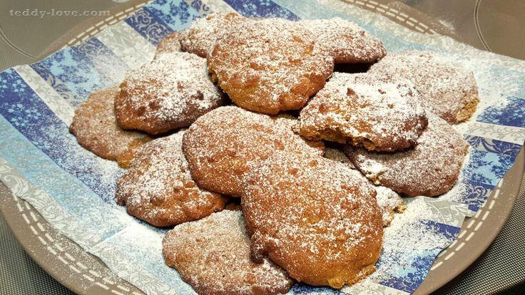 Простой рецепт вкусного печенья из тыквы » Татьяна Бедарева