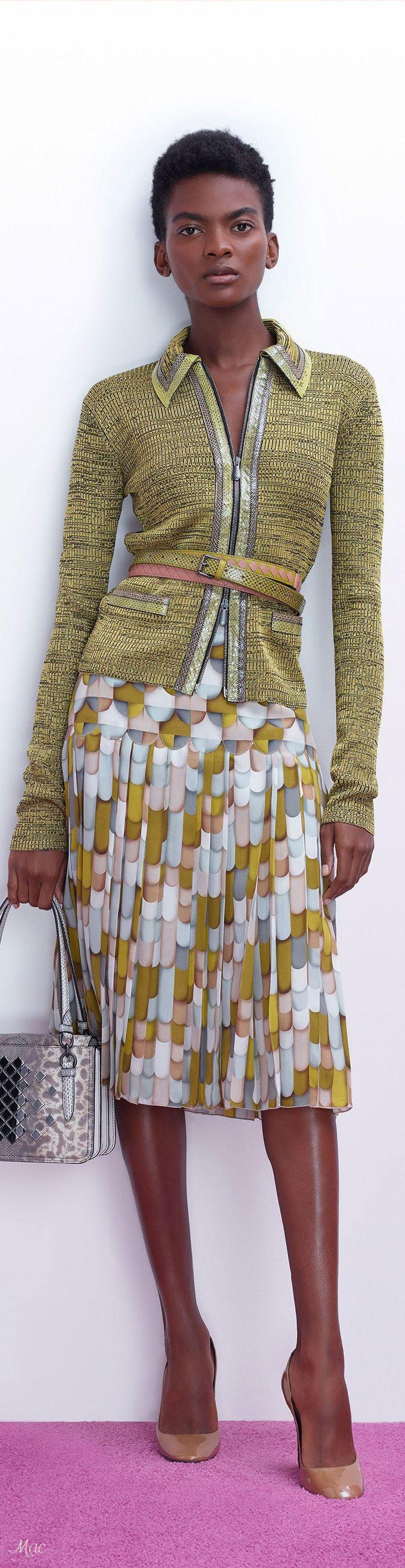 Pre-Fall 2018 Bottega Veneta #italianfashiontrends
