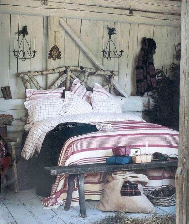 Best Rustic Bedrooms Images On Pinterest Rustic Bedrooms