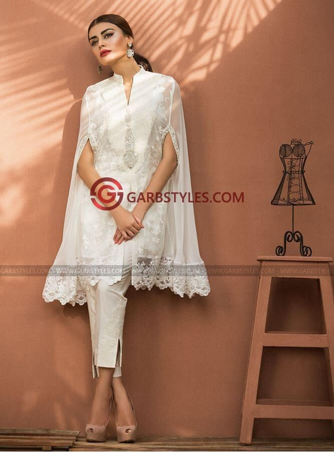 Zainab Chottani Chiffon white cape Luxury Casual Pret 2016 Price in Pakistan famous brand online shopping, luxury embroidered suit now in buy online & shipping wide nation.. #zainabchottani #zainabchottani2017  #womenfashion's #bridal #pakistanibridalwear #brideldresses #womendresses #womenfashion #womenclothes #ladiesfashion #indianfashion #ladiesclothes #fashion #style #fashion2017 #style2017 #pakistanifashion #pakistanfashion #pakistan Whatsapp: 00923452355358 Website: www.original.pk