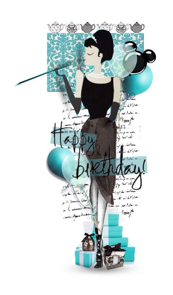 Happy Birthday Sassy Classy Tiffany Blue Happy Birthday Greetings Happy Birthday Cards Happy