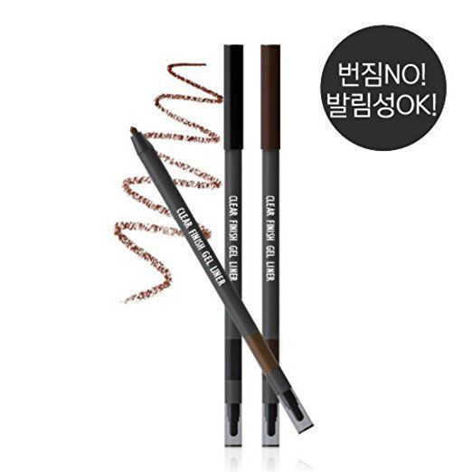 W.Lab One Kill Eye Liner No Panda Eyes Color Gel Liner +Free gift Korean Beauty #WLab