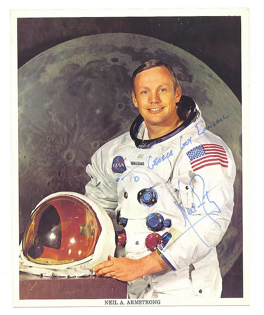 Neil Armstrong Father - Pics about space