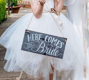 cute signs for flower girls and page boys available from @theweddingomd