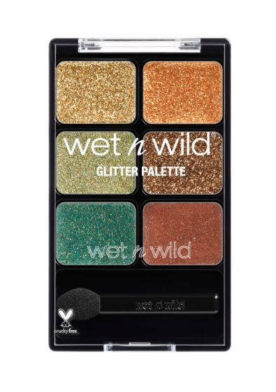 Fantasy Makers Glitter Palette from Wet n Wild in Neutrals. $3.99.