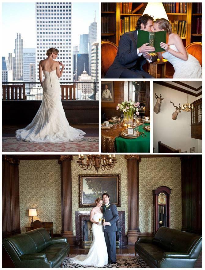 San Francisco Wedding Venues University Club