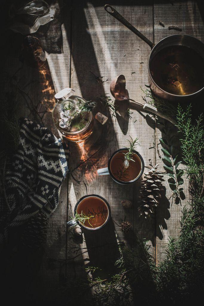 Local Milk | kinfolk infusions workshop pt 2 + fennel orange olives & hot buttered rosemary-fig bourbon cider
