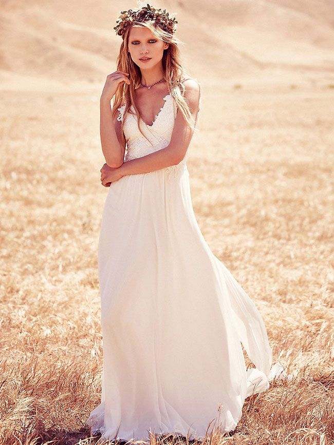 FREE PEOPLE BRIDAL COLLECTION