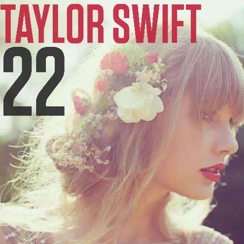 テイラー・スウィフト 22