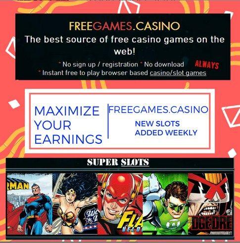 Free casino games on web casino in clinton iowa