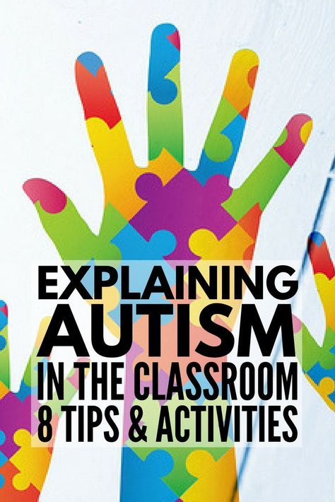 Explaining Autism to Children | If you have a child with autism or other special needs, this collection of 8 practical tips and activities to help teachers and parents teach autism to kids in schools and beyond is for you. With more and more children being diagnosed with ASD, it's important education begins in the classroom, and these ideas will help all students feel accepted despite their differences. #autism #ASD #specialneedsparenting #parenting #parenting101 #autismawareness