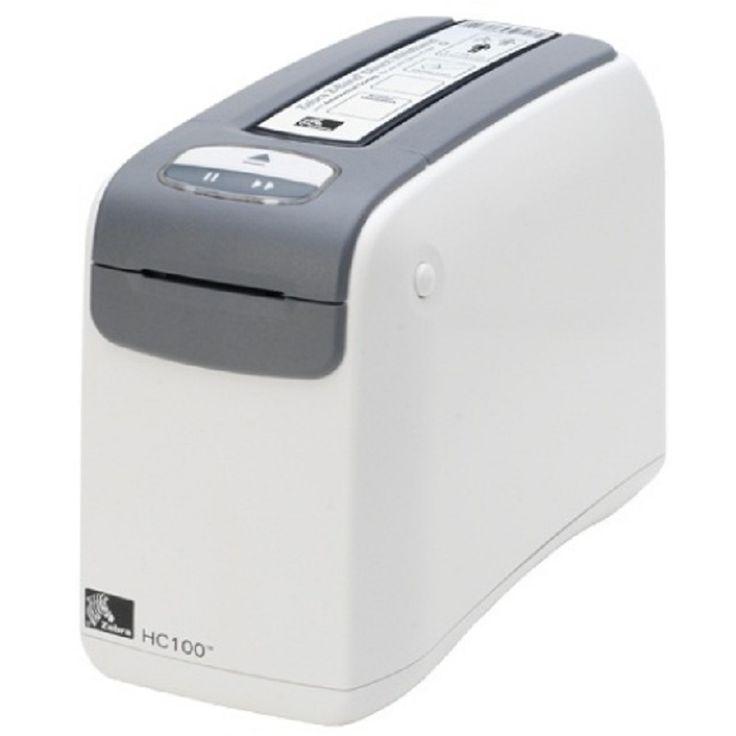 #ZEBRAHC100 Wristband Direct Thermal Printer 300 DPI at wish a pos