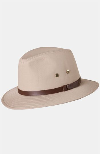 Stetson Water Repellent Safari Hat available at #Nordstrom