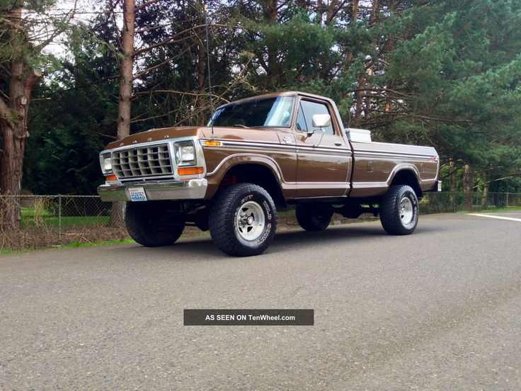 1976 Ford F 150 XLT | 1979 Ford F150 4x4 Longbed Ranger Lariat Xlt Factory Ac 1978 1977 1976 ...