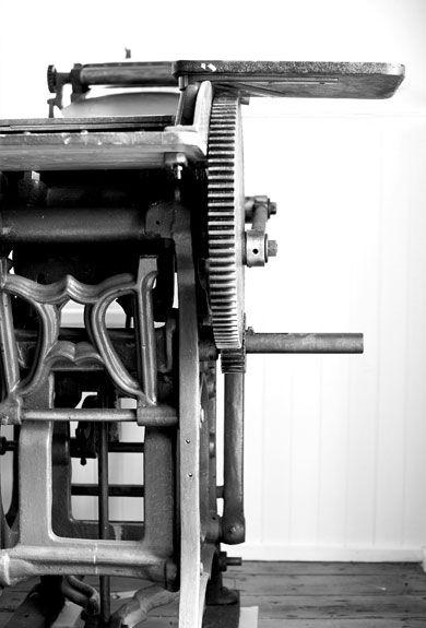 About Letterpress