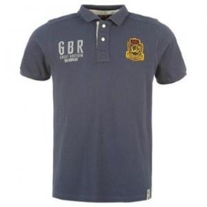 Tricoul polo barbatesc Rhino Rugby Core este un tricou elegant, dintr-o singura culoare, cu emblema Rhino Rugby pe partea stanga a pieptului si GBR Rhino Rugby pe partea dreapta.Tricoul barbatesc tip rugby ofera confortabilitate prin anchiorul cu nasturi, manecile scurte si materialul din bumbac 100%.