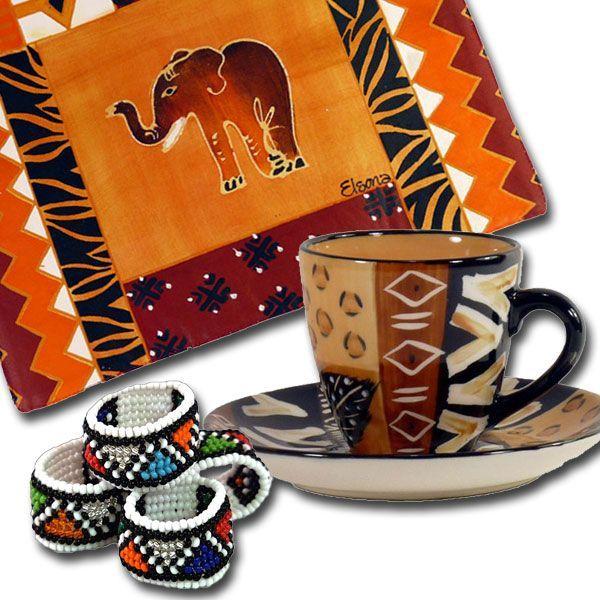 9 Besten Afrika Dekoration Bilder Auf Pinterest