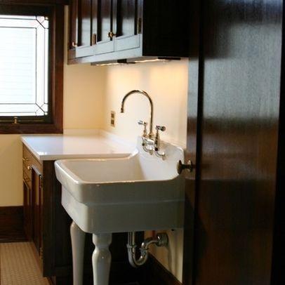 Laundry Photos Vintage Porcelain Sink Design, Pictures, Remodel, Decor And  Ideas   Page