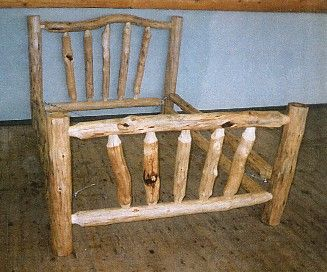 18 Best Log Furniture Images On Pinterest Rustic Furniture