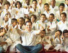 Crowdfunding para: Instituto Tiago Camilo: seu apoio é fundamental para nosso trabalho