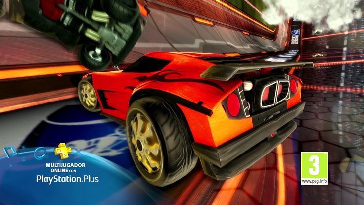 Rocket League para PS4 en PlayStation Store
