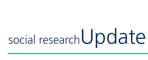 Social Research Update
