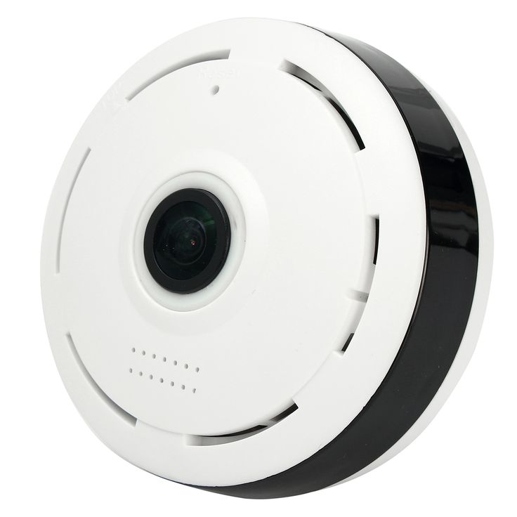 360 Degree Wireless IP Camera Fisheye IR Night Vision 1080P HD Panoramic Surveillance Home Security