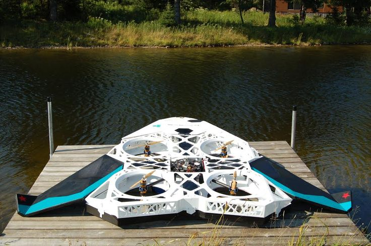 3D Printed KAYRYS Drone is First Responder in Medical Emergencies, Delivers Aid & Communication