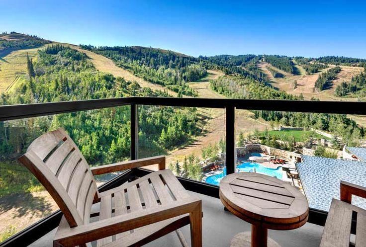 Can't wait to ski here this winter #ski #winterwonderland The St. Regis Deer Valley -