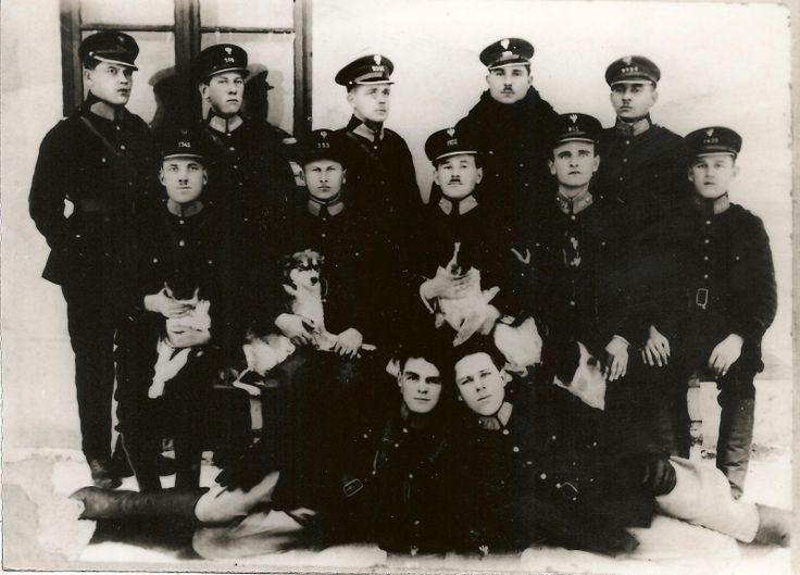 Policja Graniczna lata 20-te
