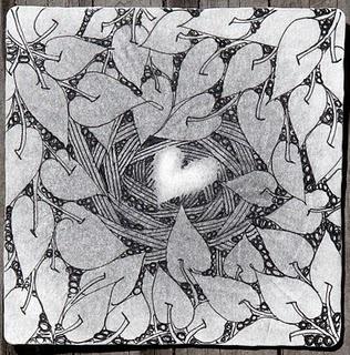 . #journal #zentangle #doodle: Doodles Art, Journals Zentangle, Zentangle Heart, Zen Tangled, Zentangleinspir Art, Zentangle Art, Zentangle Doodles, Zentangle Inspiration