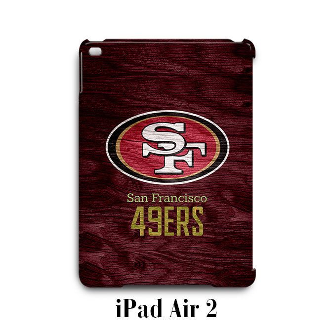 San Francisco 49ers Custom iPad Air 2 Case