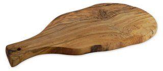 Olive Wood Natural Form Board