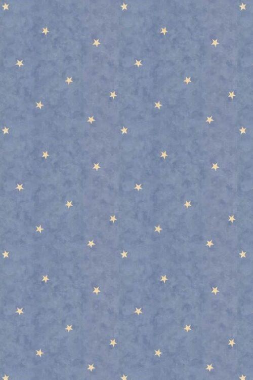 White Stars on Blue ....