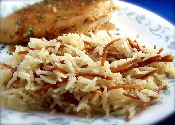 This is a recipe that I have been making since I was a teenager. My Step-Father was Armenian, and we ate this pilaf often, with our evening meal.  It has a great buttery flavor, and can be made with either brown rice or long grain, white rice. Its YUMMY either way.   I learned to make it with just butter. However, using a combination of oil and butter, helps to keep smoking and burning to a minimum, while still imparting the great buttery taste. I have also made it with just olive oil, and…