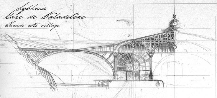 sketches : Valadilène